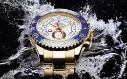 Trước khi đến được với cổ tay bạn, chiếc đồng hồ này phải trải qua thử nghiệm sốc, axit, tăng áp, nhiệt độ, từ trường