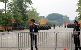 35 tuyến đường Hà Nội bị cấm theo khung giờ dịp Đại hội Đảng 12