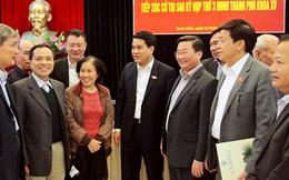 Chủ tịch Nguyễn Đức Chung: Nói Hà Nội ô nhiễm ngang Bắc Kinh là không đúng!