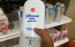 Hãng Johnson & Johnson lên tiếng về nghi vấn phấn rôm có chất gây ung thư