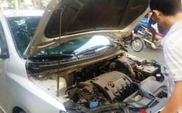 Ô tô chết máy khi đổ xăng A95, Petrolimex hứa sẽ hoàn tiền sửa xe