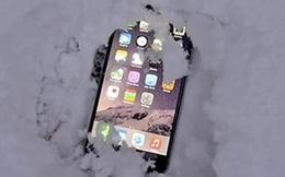 iPhone tự động tắt trong thời tiết rét kỷ lục ở Trung Quốc