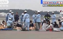 Thực phẩm Vietnam Airlines không liên quan 34 khách Nhật bị ngộ độc