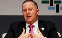 Thủ tướng New Zealand John Key bất ngờ tuyên bố từ chức