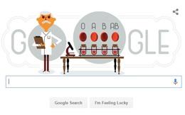 Karl Landsteiner là ai và vì sao ông ấy xuất hiện trên thanh công cụ tìm kiếm của Google hôm nay?