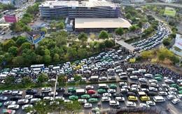 Quá tải, sân bay Tân Sơn Nhất sẽ xây thêm nhà ga T3 phía đường Hoàng Hoa Thám