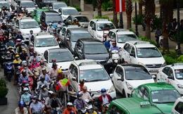 Tiến sĩ Huỳnh Thế Du: Muốn giảm ùn tắc Sài Gòn, phải hạn chế ô tô, không phải xe máy