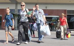 Thu từ du lịch tăng hơn 20% trong 5 tháng đầu năm