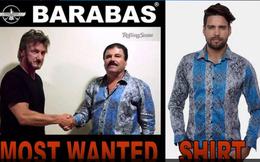 Cửa hàng bán áo kiếm bộn nhờ trùm ma túy El Chapo' Guzmán bị bắt
