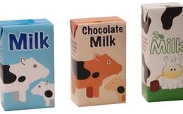 Vì sao sữa được đựng trong vỏ dạng hình chữ nhật còn nước giải khát đựng trong lon trụ tròn?