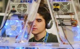 Giới trẻ thế giới lo mất việc vào tay robot