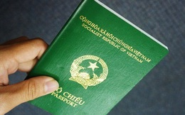 Hộ chiếu Việt Nam đứng gần cuối bảng xếp hạng quyền lực