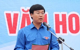 Chân dung ông Lê Quốc Phong - tân Bí thư thứ nhất Trung ương Đoàn