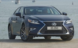 Triệu hồi Lexus ES 250 và ES 350 tại Việt Nam do lỗi phanh