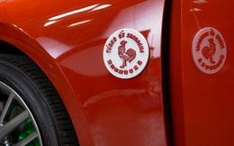 Tương ớt và ô tô chẳng liên quan gì đến nhau, nhưng Lexus và Sriracha vừa cho ra đời chiếc xe kết hợp được cả 2