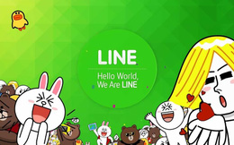 Ứng dụng tin nhắn Line nhắn nhủ tới Facebook: 'Châu Á là của chúng tôi'
