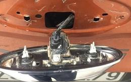 Ai tiếp tay cho băng nhóm trộm phụ tùng ôtô?