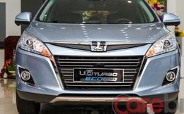 Luxgen U6 Turbo Eco Hyper tham vọng chống lại sự thống trị của Honda CR-V và Mazda CX-5 tại Việt Nam