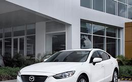 Giật mình xem bảng giá xe mới của Mazda