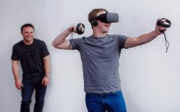 Mark Zuckerberg chúc mừng chiến thắng của Google AlphaGo