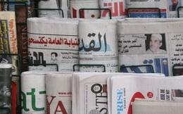 Maroc cấm đọc báo nơi công cộng