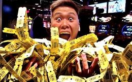 Người Việt say sưa mua xổ số kiểu Mỹ, giải Jackpot lớn nhanh như thổi
