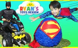 Đây là ngôi sao lớn nhất của YouTube, mới chỉ 5 tuổi, kiếm hàng chục triệu USD từ việc mở kênh đồ chơi