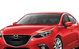 Doanh số mẫu xe ăn khách nhất của Mazda giảm sút