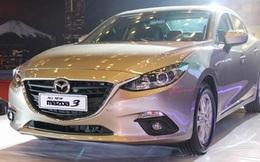 10.000 xe Mazda 3 sẽ được triệu hồi tại Việt Nam từ 16/6 do dính lỗi