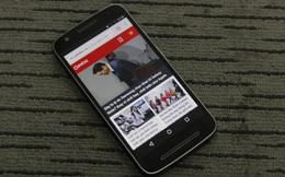Bằng tính năng chống nước, Moto E3 Power vừa phá giá thị trường điện thoại giá rẻ