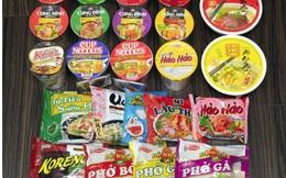 Các công ty Nhật đổ xô sản xuất mì hộp phục vụ nhà giàu Việt