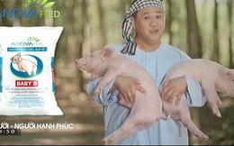 """Thuê Minh Béo đóng quảng cáo, Anova Feed """"dở khóc dở cười"""""""