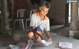Khốn khổ khi người mù, tàn tật, cụ già 80 vẫn còng lưng gánh quỹ