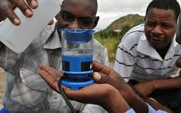 Thiết bị siêu nhỏ lọc nước sạch tức thời cho 200 người chỉ trong 1 ngày