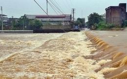 Tình hình lũ trên các sông ở miền Trung có diễn biến phức tạp