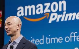 Giá trị vốn hóa Amazon vượt mặt Berkshire của Warren Buffett, lần đầu tiên lọt top 5 thế giới