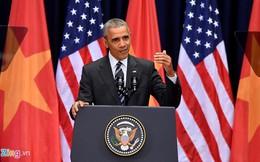 Ông Obama: Mong Việt Nam và Mỹ chia sẻ những ý tưởng khởi nghiệp mới mẻ như Facebook