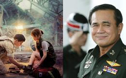 """Thủ tướng Thái Lan cũng kêu gọi người dân xem """"Hậu Duệ Mặt Trời"""""""