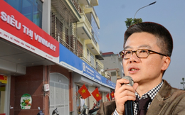 Giáo sư Ngô Bảo Châu khen biển quảng cáo đồng bộ trên đường Lê Trọng Tấn gọn gàng và có năng lượng