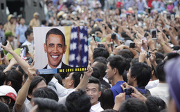 Mức độ 'cuồng' ông Obama của người Việt qua clip hậu trường vừa được Nhà Trắng đăng tải