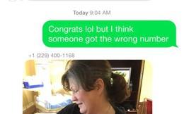 Người mẹ trẻ này đã gửi nhầm tin nhắn cho người khác nhưng những gì diễn ra sau đó thật sự cảm động