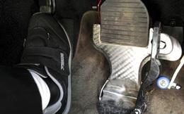 Người Nhật phát minh chân ga cải tiến chống đạp nhầm siêu thông minh
