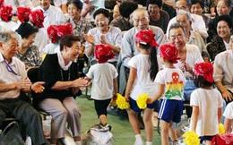 Hãy quên đi trách nhiệm chăm sóc cha mẹ mình nếu bạn là người nước ngoài ở Nhật?