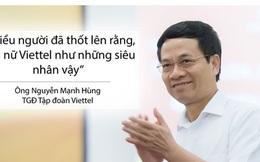 """TGĐ Viettel Nguyễn Mạnh Hùng: """"Hãy luôn nhớ, khi phụ nữ muốn là sẽ làm được"""""""