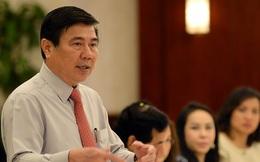 """Chủ tịch TP Nguyễn Thành Phong:""""Tôi cũng là nạn nhân ở Tân Sơn Nhất"""""""