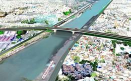 Cần 1.250 tỷ đồng xây cầu nối khu Nam Sài Gòn vào trung tâm thành phố