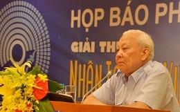 Giáo sư, viện sĩ Nguyễn Văn Hiệu: 'Con số 24.000 tiến sĩ của Việt Nam còn quá ít'