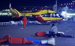Khủng bố đẫm máu đúng Quốc khánh Pháp, ít nhất 77 người chết