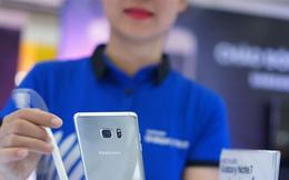 Xuất khẩu điện thoại vẫn tăng mạnh bất chấp Galaxy Note 7 bị thu hồi