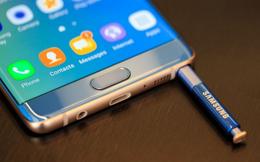 Vụ Samsung Galaxy Note 7: Có thể trả điện thoại, lấy lại tiền